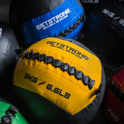 Balones Medinales de Nylon para Entrenamiento Funcional