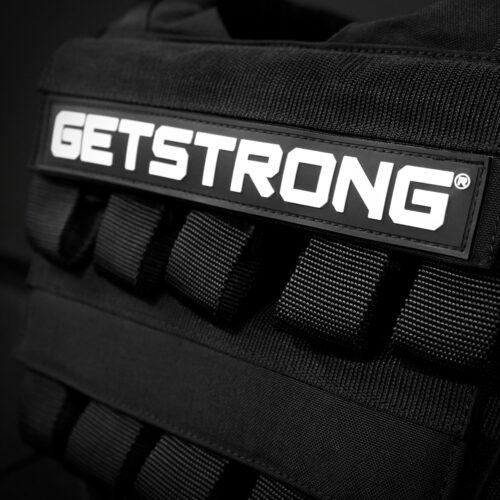 Chaleco lastre entrenamiento GetStrong