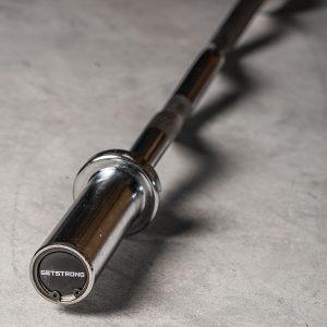 Barra Z de 120 cm con Curl