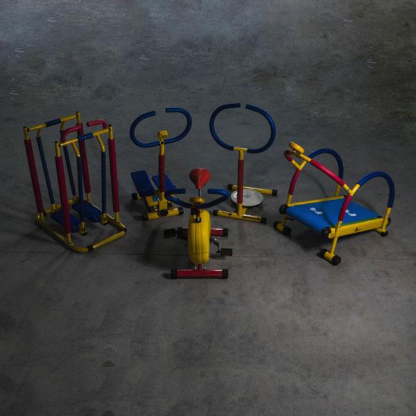 Mini-Gym-Completo