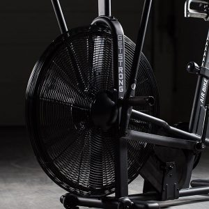 Detalle Rueda Air Bike de GetStrong