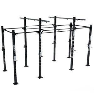 Rack central para box de CrossFit y entrenamientos CrossTraining