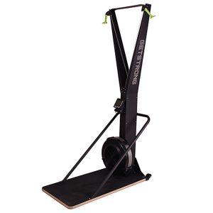 Skierg de la marca GetStrong diseñado para actividades de CrossFit, Crosstraining y otras actividades indoor.