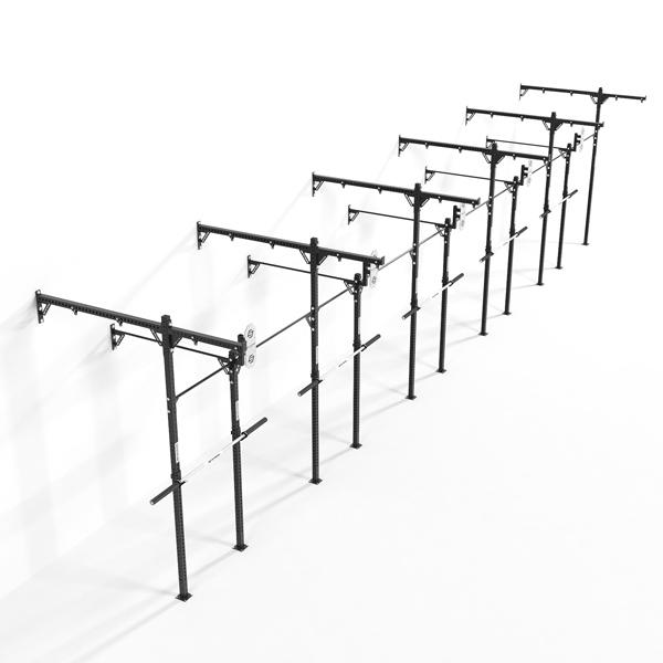 racks y estructuras para box y gimnasios