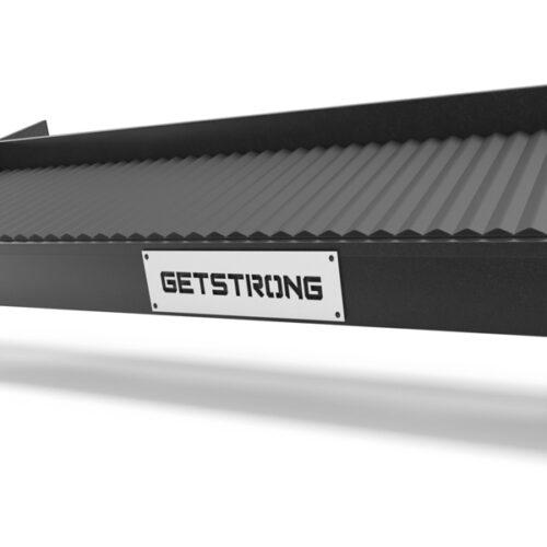 Balda 120 cm para almacenar kettlebell GetStrong