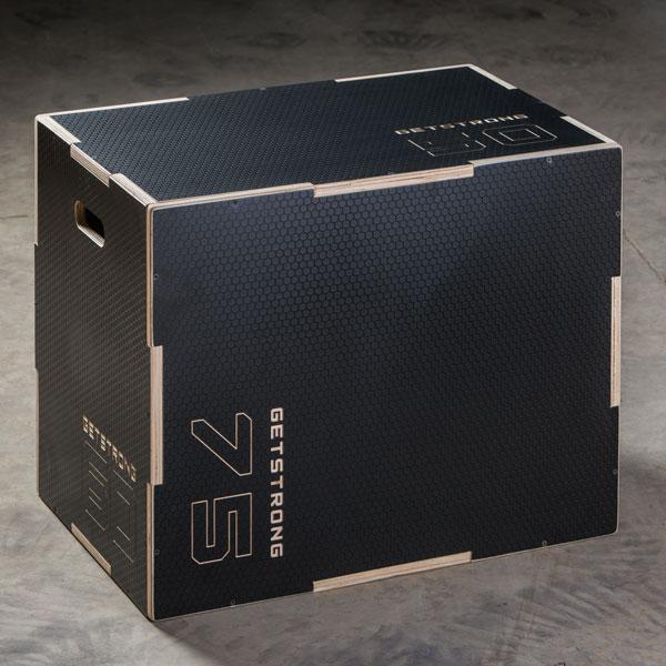 Plyo Box Grip System para Entranmiento CrossTraining con medidas 75 x 60 x 50 cm