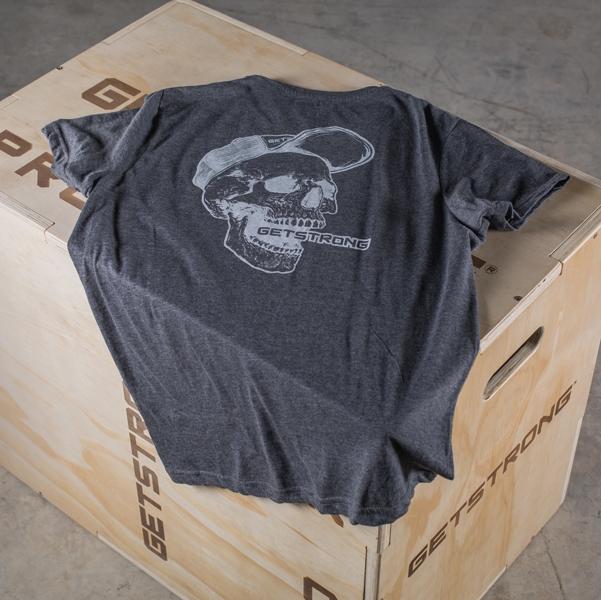 camiseta-calavera-crosstraining-getstrong