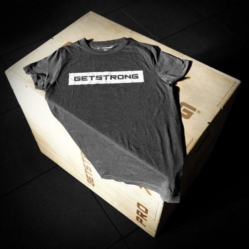Camiseta para Entrenamiento de Crossfit, Halterofilia