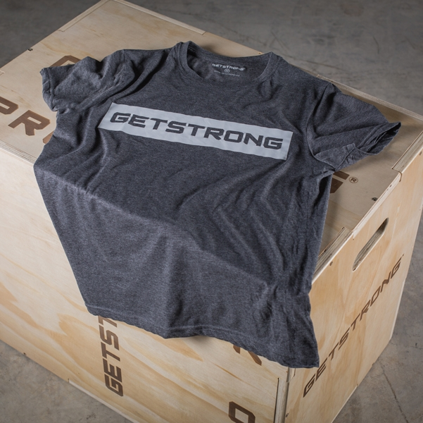 Camiseta con Diseño de Calavera en Tejido Triblend. Diseñada para Entrenamientos de CrossFit.