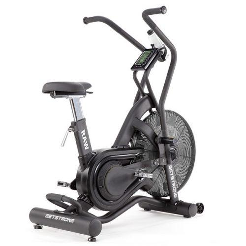 RAW AIR BIKE de GetStrong diseñada para CrossFit