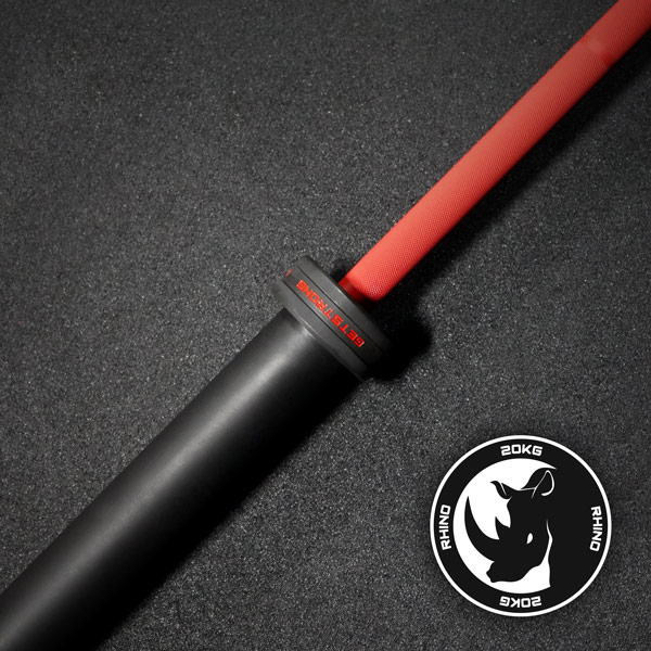 Barra Rhino 20 KG Olimpica para CrossFit