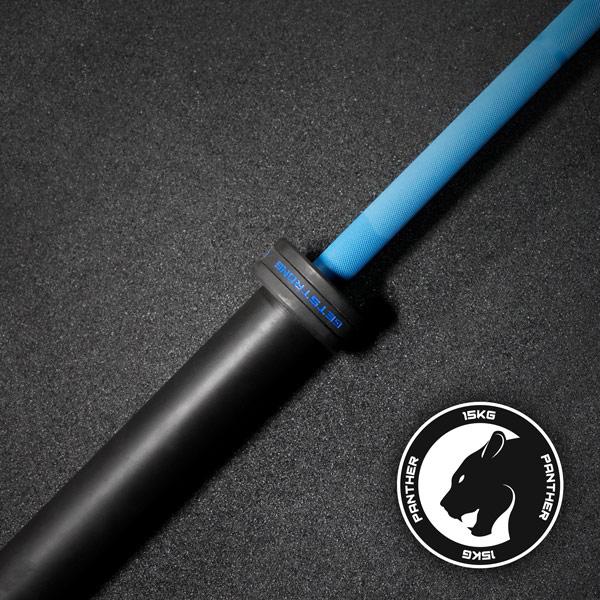 Barra Phanter 15 KG Olímpica para CrossFit