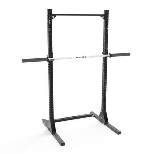 rack estructura no anclada al suelo
