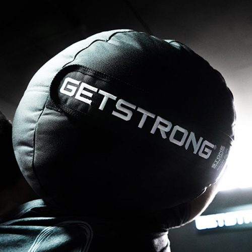 Slam Ball de Tela para Strongman y corsstraining