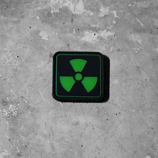 Parche Radiación para Mochilas y Chalecos
