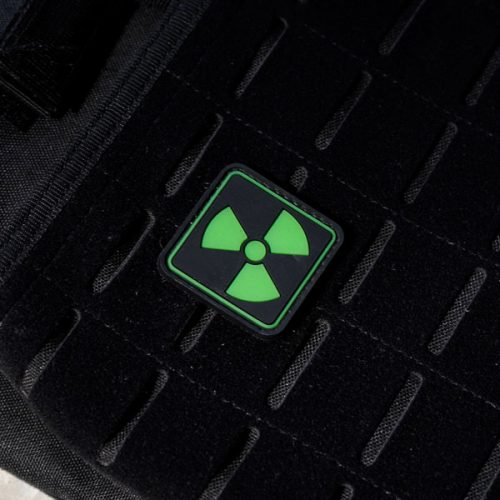 Radiation Patch para CrossTraining