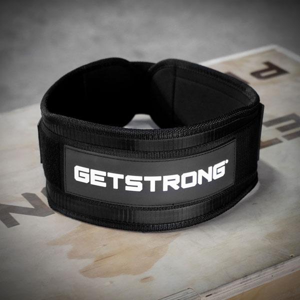 Cinturón lumbar para Practica de CrossFit y Halterofilia