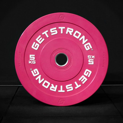 Disco Training Pink by GetStrong® para Crossfit