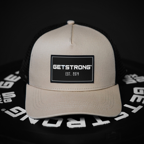 gorra-getstrong-brown