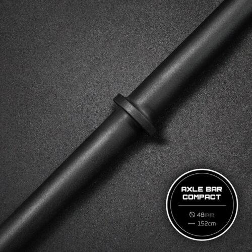 barra para entrenamientos de crosstraining y strongman